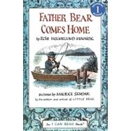 Father Bear Comes Home by Minarik, Else Holmelund, 9780064440141