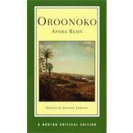 OROONOKO NCE PA by LIPKING,JOANNA, 9780393970142
