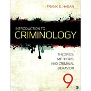 Introduction to Criminology by Hagan, Frank E., 9781506340142