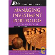 Managing Investment Portfolios : A Dynamic Process by Maginn, John L.; Tuttle, Donald L.; McLeavey, Dennis W.; Pinto, Jerald E., 9780470080146