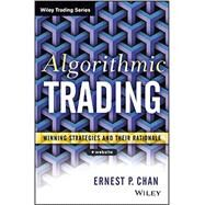Algorithmic Trading +WS : Strategies to Avoiding Market Pitfalls by Chan, Ernie, 9781118460146
