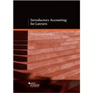 Introductory Accounting for Lawyers by Cunningham, Lawrence A., 9780314290151