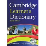 Cambridge Learner's Dictionary by Cambridge University Press, 9781107660151