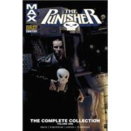 Punisher Max Complete Collection Vol. 1 by Ennis, Garth; Robertson, Darick; Larosa, Lewis; Fernandez, Leandro, 9781302900151