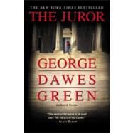 The Juror by Green, George Dawes, 9780446550154