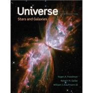 Universe: Stars and Galaxies by Freedman, Roger; Kaufmann, William J., 9781429240154