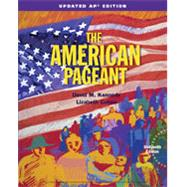 The American Pageant, AP® Edition, Updated 16th Edition by Kennedy, 9781337090155
