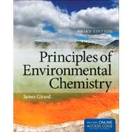 Principles of Environmental Chemistry by Girard, James E., 9781449650155