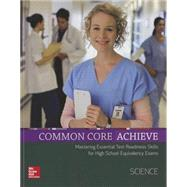 Common Core Achieve, Science Subject Module by Contemporary, 9780021400157
