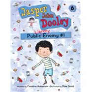 Public Library Enemy #1 by Adderson, Caroline; Shiell, Mike, 9781771380157