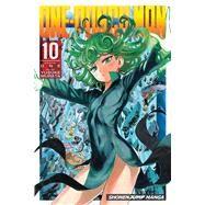 One-punch Man 10 by One; Murata, Yusuke, 9781421590158