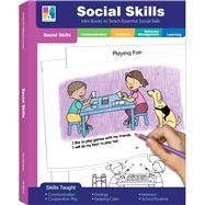 Social Skills Matter!: Grades Pk - 2, Social Narrative Mini-books by Schwab, Christine; Flora, Kassandra, 9781483800158