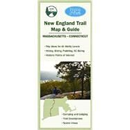 New England Trail Map & Guide by Appalachian Mountain Club Books; Connecticut Forest & Park Association, 9781628420159