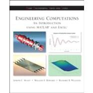 Engineering Computation: An Introduction Using MATLAB and Excel by Musto, Joseph; Howard, William; Williams, Richard, 9780073380162