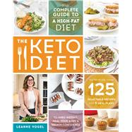 The Keto Diet by Vogel, Leanne, 9781628600162
