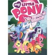 My Little Pony 3 by Larson, Mitch; Eisinger, Justin (ADP); Simon, Alonzo; Long, Tom B., 9781631400162