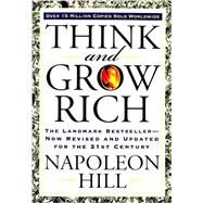 Think and Grow Rich by Hill, Napoleon, 9780143110163