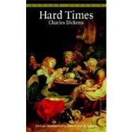 Hard Times by DICKENS, CHARLESSPECTOR, ROBERT DONALD, 9780553210163