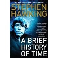 A Brief History of Time by HAWKING, STEPHEN, 9780553380163