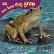 Frog by DK Publishing, 9780756630164