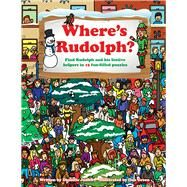 Where's Rudolph by James, Danielle; Green, Dan, 9781784180164
