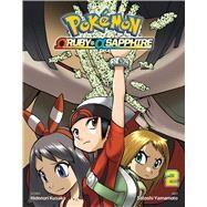 Pokemon Omega Ruby Alpha Sapphire 2 by Kusaka, Hidenori; Yamamoto, Satoshi; Miyaki, Tetsuichiro; Turnage, Bryant (ADP); Daigle-leach, Susan, 9781421590165