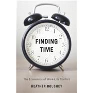 Finding Time by Boushey, Heather, 9780674660168