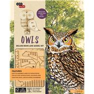 Owls Book and Model Set by Insight Editions, 9781682980170