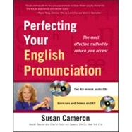 Perfecting Your English Pronunciation with DVD by Cameron, Susan, 9780071750172