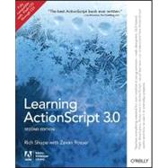 Learning ActionScript 3.0 by Shupe, Rich, 9781449390174