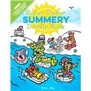 Super-duper Summery Doodle Book by Sias, Ryan, 9781328810175