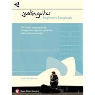 Justinguitar Beginner's Songbook by Sandercoe, Justin, 9781495060175