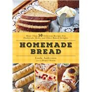 Homemade Bread by Andersson, Linda; Olsson, Roger, 9781510730175