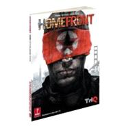 Homefront : Prima Official Game Guide by HODGSON, DAVID, 9780307890177