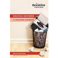 Writing Reviews for Readers' Advisory by Hooper, Brad, 9780838910177