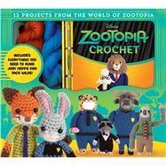 Zootopia Crochet by Galusz, Kati, 9781684120178