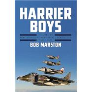 Harrier Boys by Marston, Bob, 9781910690178