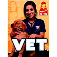 Here to Help: Vet by Nixon, James, 9781445140179