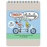 Tandem Activity Book by Redmond, Lea; Bureau of Betterment, 9781452140179