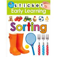 Sticker Early Learning: Sorting by Priddy, Roger, 9780312520182