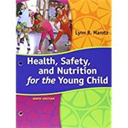 Bundle: Health, Safety, and Nutrition for the Young Child, Loose-leaf Version, 9th + LMS Integrated for MindTap Education, 1 term (6 months) Printed Access Card by Marotz, Lynn R, 9781305720183