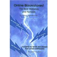 Online Bookstores : The Best Websites and Factoids by Van Densen, Sandra, 9781590920183