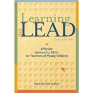 Learning to Lead by Sullivan, Debra Ren-Etta, 9781605540184