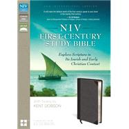 NIV First-Century Study Bible by Dobson, Kent (CON), 9780310440185