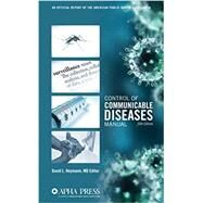 Control of Communicable Diseases Manual by Heymann, David L., M.D., 9780875530185