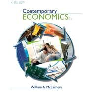 Contemporary Economics by McEachern, William A., 9781111580186