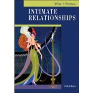 Intimate Relationships by Miller, Rowland; Perlman, Daniel, 9780073370187