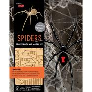 Spiders Book and Model Set by Insight Editions, 9781682980187