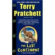 The Last Continent by Pratchett, Terry, 9780062280190