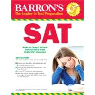 Barron's SAT by Green, Sharon Weiner; Wolf, Ira K., Ph.D., 9781438000190